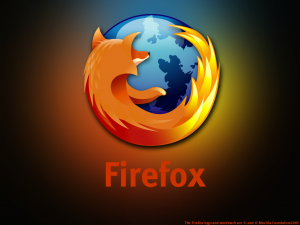 Unblocking sites in firefox
